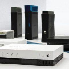 Xbox One Scorpio Prototype Pictures Released