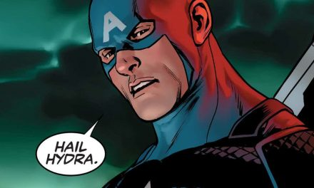 Captain America is a Villain and Always Has Been