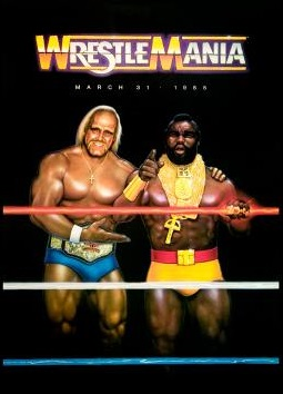 Wrestlemania I Starts the Wrestle Fever