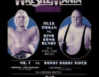Wrestlemania 2, A Tale of 3 Arenas