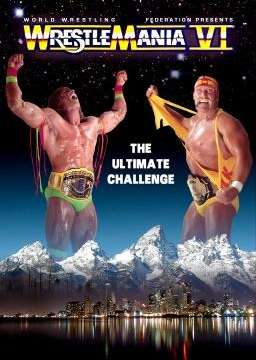 Wrestlemania VI, Hulkamania vs The Warrior