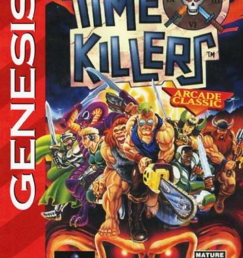 Visceral Violence of Obscure Fighting Game Time Killers