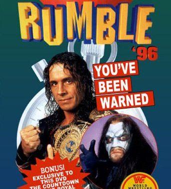 Royal Rumble 1996, Michaels Wins Again