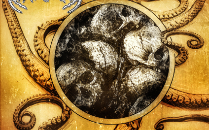 Ashcloud's New Album Kingdom of the Damned Sample