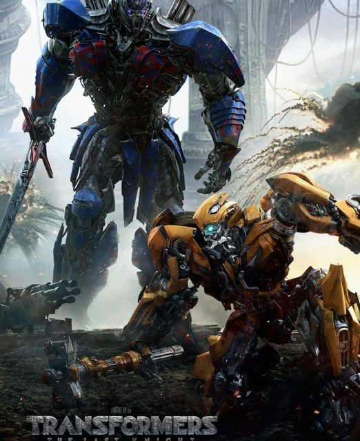 Transformers: The Last Knight Trailer 3