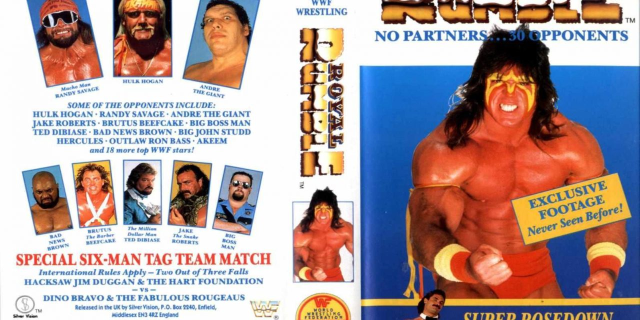 Royal Rumble 1989 Hit Pay Per View