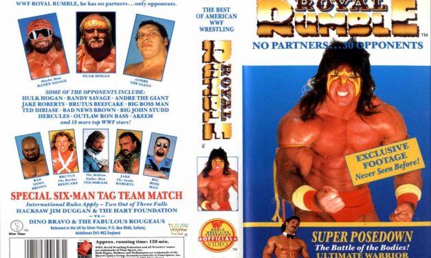 Royal Rumble 1989 Hit Pay Per View