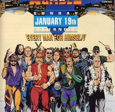 Royal Rumble 1992, Winner gets the Championship