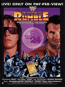 Royal Rumble 1993, A Crappy Rumble Begats a Crappy Wrestlemania