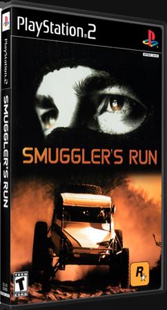 Smuggler's Run, Race Against Terrain