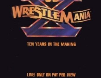 Wrestlemania X, Ladders, Sumos, Narcissists Oh My!