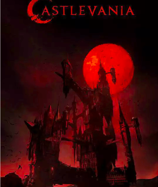 Castlevania is Officially Coming to Netflix