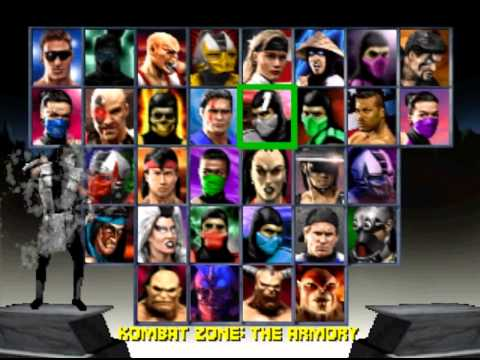 Who is the Best Mortal Kombat 3 Character