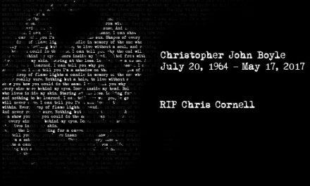 Chris Cornell, in Memorium