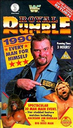 Royal Rumble 1990, meh.