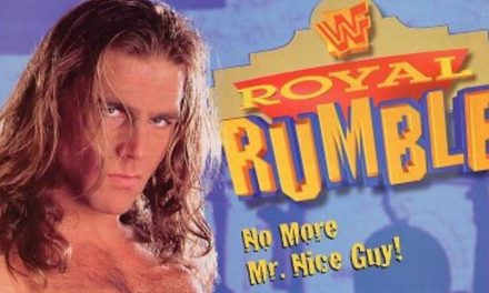 Royal Rumble 1997, The Dawning of the Rattlesnake