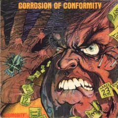 Animosity by Corrosion of Conformity is Where They First Excelled