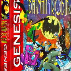Let's Play Genesis Episode 18: The Adventures of Batman & Robin