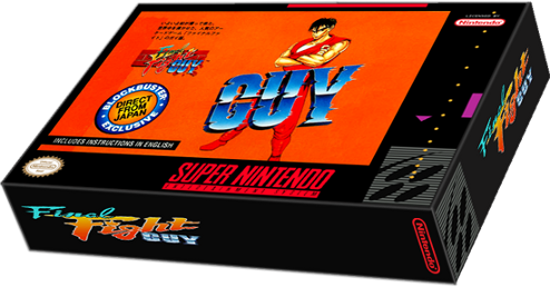 Let's Play SNES Episode 1: Final Fight Guy