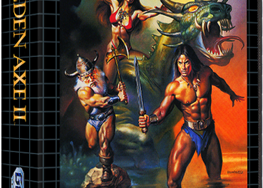 Let's Play Sega Genesis Episode 11: Golden Axe II