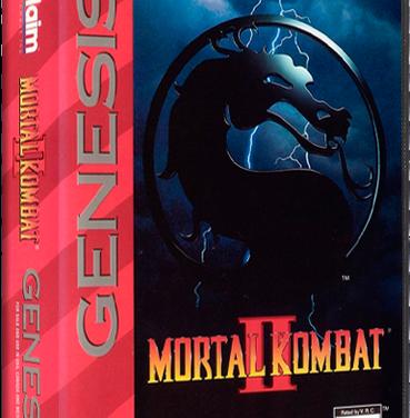 Let's Play Genesis Episode 5: Mortal Kombat II