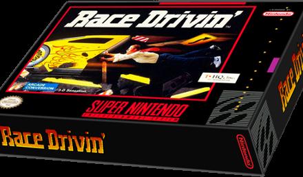 Let's Play SNES Episode 4: Race Drivin'