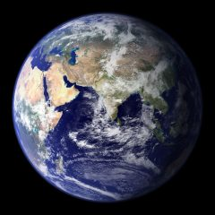 3D Interactive Cam of Earth, Send this to all them Flatearthers out there!