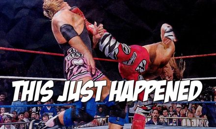 That Time When Shawn Michaels Gave Vince Sweet Chin Music