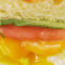 Egg-Stuffed Hamburger