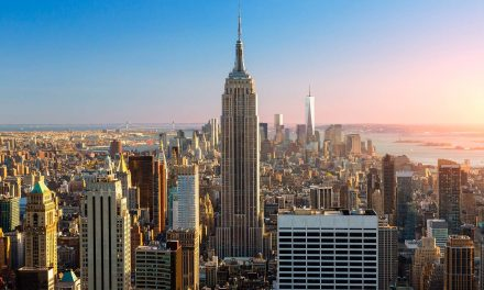 Interactive Video from the Skies of New York