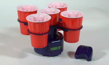 Beer Pong Robot