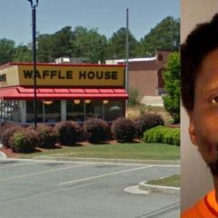 Waffle House customer arrested for lashing out about barbecue sauce